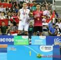 Jonatan Christie dan Anthony Ginting Ditargetkan Lolos Final Leg Tour Asia