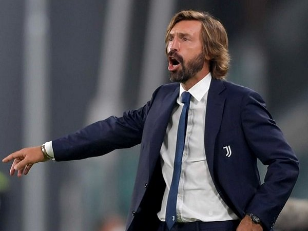 Andrea Pirlo sayangkan hasil imbang Juventus kontra Hellas Verona.