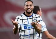 Danilo D'Ambrosio Bek Inter Milan Paling Produktif