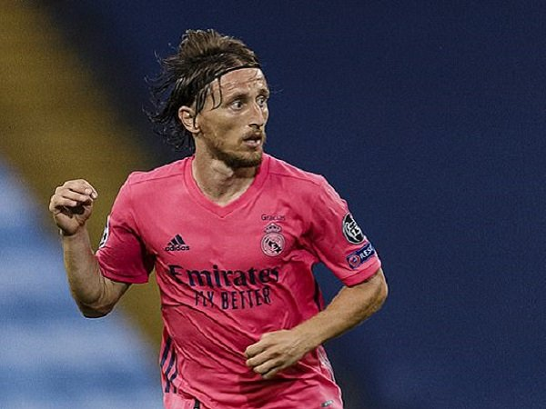 Gelandang Real Madrid, Luka Modric. (Images: Getty)