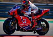 Francesco Bagnaia Ungkapkan Kekesalannya Usai Gagal Finish di GP Teruel