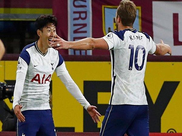 Mourinho berterima kasih pada Pochettino atas kerjasama apik Kane dan Son
