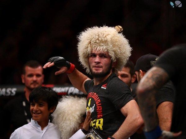 Petarung UFC, Khabib Nurmagomedov diundang ke Istana Rusia oleh Vladimir Putin. (Images: Getty)