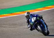 Meski Tampil Buruk di GP Teruel, Vinales Bahagia Bisa Kalahkan Quartararo