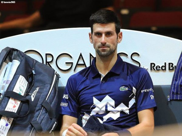 Novak Djokovic ramaikan Vienna Open untuk kali pertama sejak musim 2007