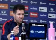 Jelang vs Osasuna, Simeone Minta Atletico Madrid Tingkatkan Lini Pertahanan