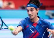 Mencengangkan! Lorenzo Sonego Bantai Novak Djokovic Di Wina