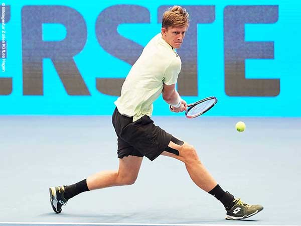 Kevin Anderson kembali ke semifinal Vienna Open