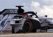 Finish Keempat di GP Emilia Romagna, Begini Komentar Daniil Kvyat