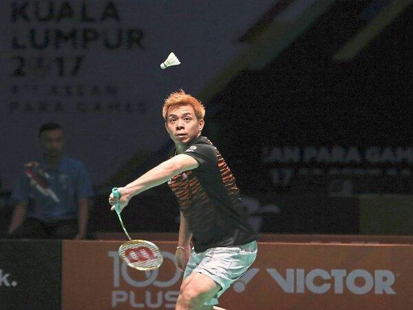 Cheah Liek Hou Harap BWF Adakan Turnamen Seperti Para Badminton