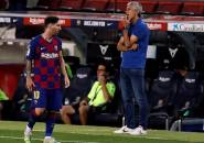 Quique Setien Seharusnya Tidak Bicara Buruk soal Messi