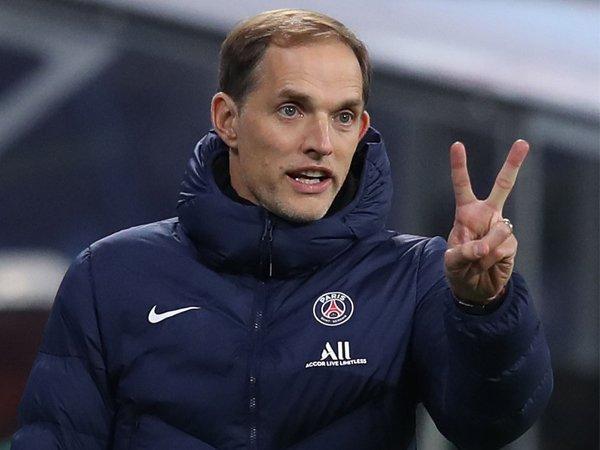 Manajer Paris Saint-Germain, Thomas Tuchel.