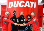 Ducati Promosikan Enea Bastianini dan Luca Marini ke MotoGP