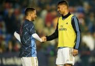 Real Madrid Umumkan Eden Hazard dan Casemiro Terinfeksi COVID-19