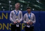 Thuc Phuong Nguyen Raih Emas Perak Untuk Jerman di Kejuaraan Junior Eropa