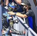 Luca Marini Tak Sabar Membalap Bareng Valentino Rossi