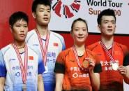 Zheng Siwei/Huang Yaqiong & Chen Yufei Rebut Gelar Kejuaraan Nasional China