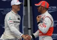 Lewis Hamilton Harusnya Diperlakukan Seperti Schumacher