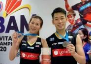 Chan Peng Soon-Goh Liu Ying Pasangan Peringkat Terbaik BWF Asal Malaysia