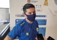 Vizcarra Ungkap Durasi Kontraknya di Persib Habis Tiga Bulan Lagi