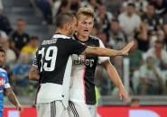 Leonardo Bonucci Absen 20 Hari, Matthijs de Ligt Dimainkan Kontra Cagliari?