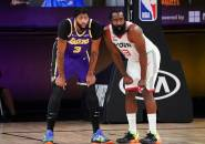 Anthony Davis Tak Takut Jika James Harden Pindah ke Brooklyn Nets