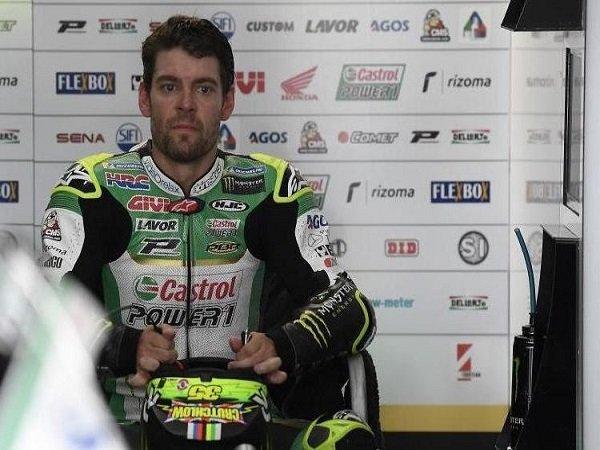Cal Crutchlow sayangkan regenerasi pebalap Inggris yang minim di MotoGP.