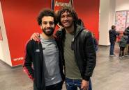 Salah dan Elneny Kembali ke Inggris dengan Penerbangan Pribadi