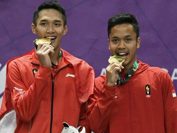 Anthony Ginting dan Jonatan Christie Ingin Persembahkan Emas Olimpiade