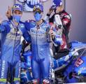 Sudah Jadi Juara, Joan Mir Siap Bantu Alex Rins di GP Portugal