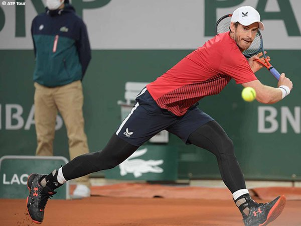 Andy Murray akan awali musim 2021 di Australian Open