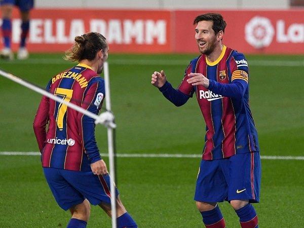Lionel Messi dituduh sebagai penyebab kegagalan Antoine Griezmann.