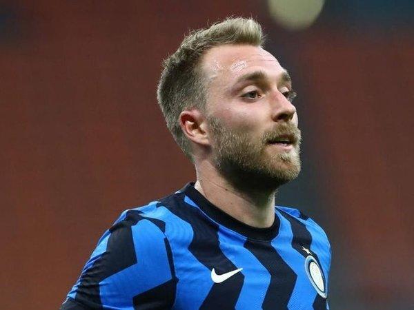 Inter terbuka untuk melepas Christian Eriksen di bursa transfer Januari mendatang / via Getty Images