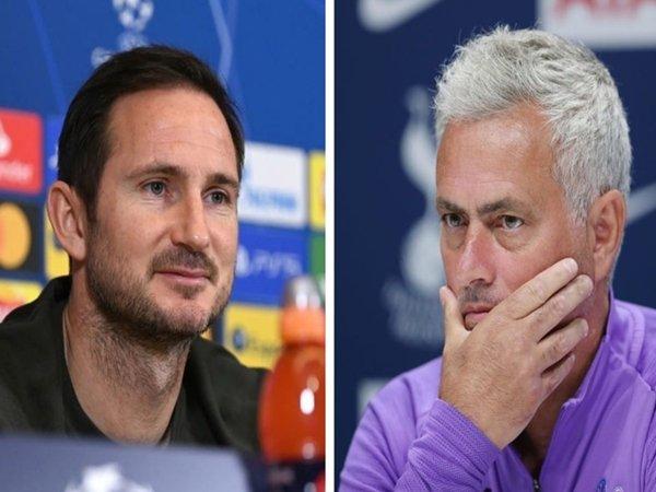 Frank Lampard - Jose Mourinho