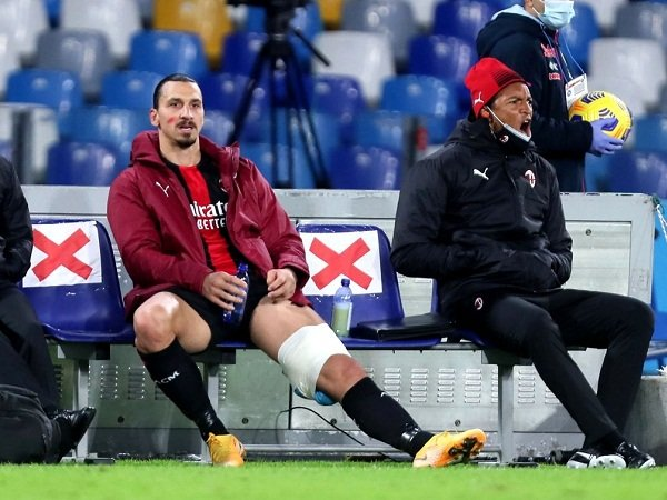 Zlatan Ibrahimovic Terancam Absen Di Ajang Piala Euro 2020