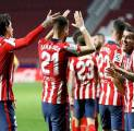 Atletico Madrid Miliki Kunci Untuk Jadi Juara Liga Musim Ini