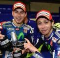 Jorge Lorenzo Akui Status GOAT Valentino Rossi di MotoGP