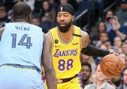 Magic Johnson Senang Lakers Bisa Pertahankan Markieff Morris