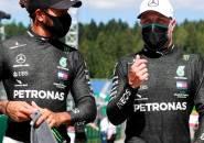 Valtteri Bottas dan Lewis Hamilton Kombinasi Terbaik Bagi Tim Mercedes