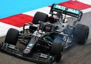 Hasil FP1 GP Bahrain: Kalahkan Bottas, Hamilton Catatkan Waktu Tercepat