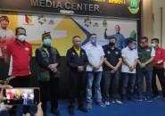 Menpora dan PSSI Pantau Kesiapan Stadion Si Jalak Harupat