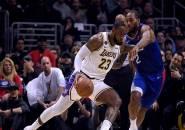 NBA Rilis Jadwal Pramusim, Lakers Langsung Jumpa Clippers