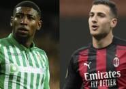 United Enggan Lepas Dalot, Milan Kembali Lirik Emerson