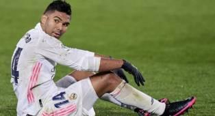 Casemiro Beberkan Penyebab Kekalahan Madrid dari Alaves