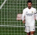 Eden Hazard Kembali Alami Cedera, Zidane Berharap Itu Bukan Cedera Otot