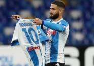 Napoli Bantai AS Roma, Lorenzo Insigne: Demi Diego Armando Maradona