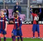Ronald Koeman Kaget dengan Selebrasi yang Dilakukan Lionel Messi