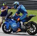 Valentino Rossi Yakin Sang Adik Komptitif Meski Perkuat Tim Kecil