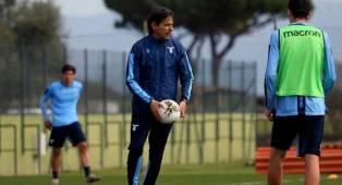 Lazio Mulai Persiapan Untuk Menghadapi Borussia Dortmund