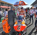 Stefan Bradl Akui Gantikan Peran Marc Marquez Tidaklah Mudah